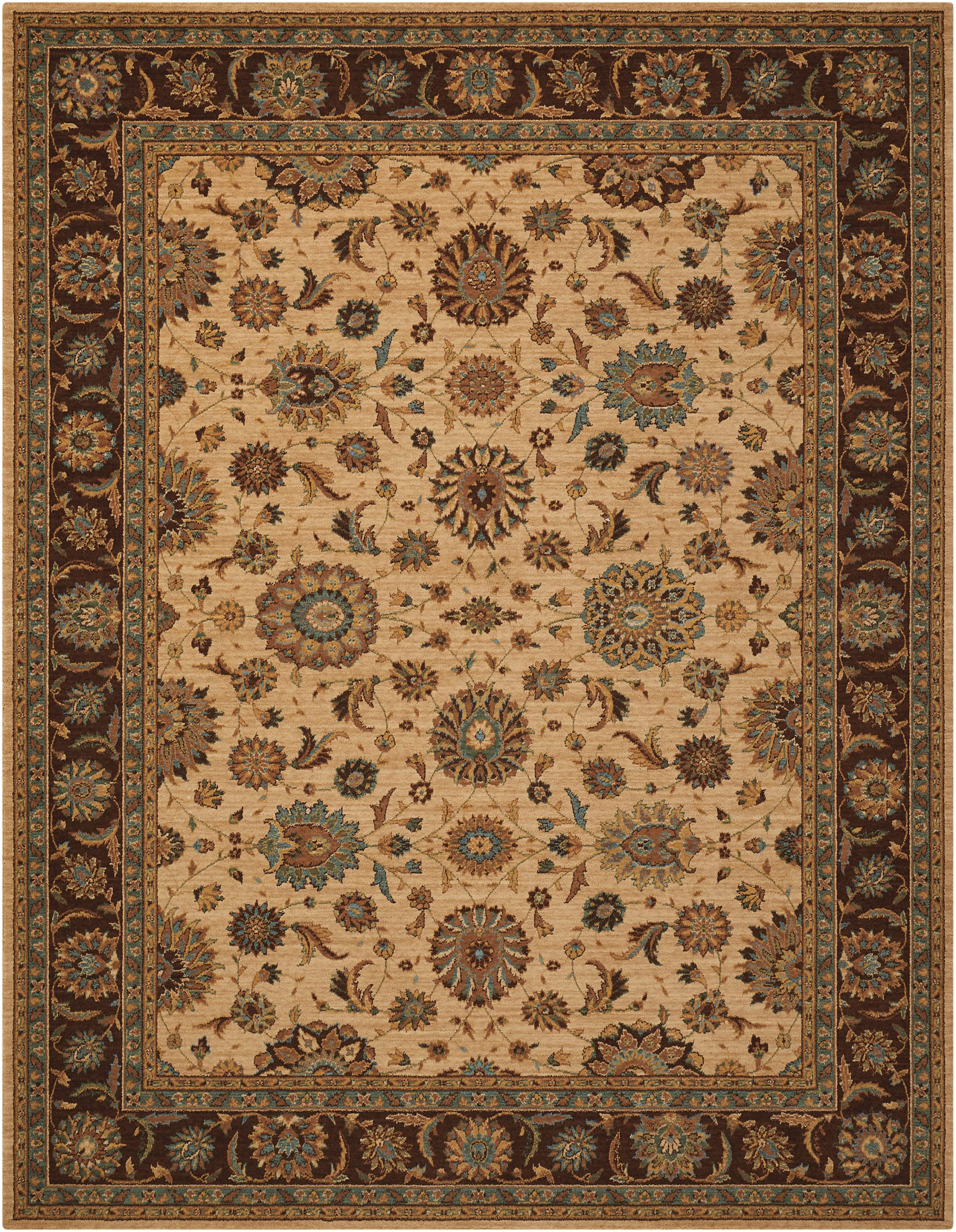 Living Treasures Rug LI05 Beige