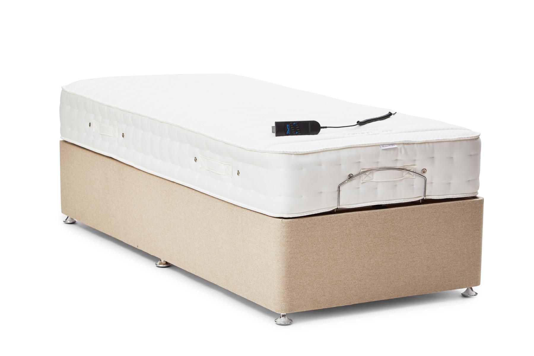 Natural Dynamic 1000 Standard Adjustable 4ft Divan