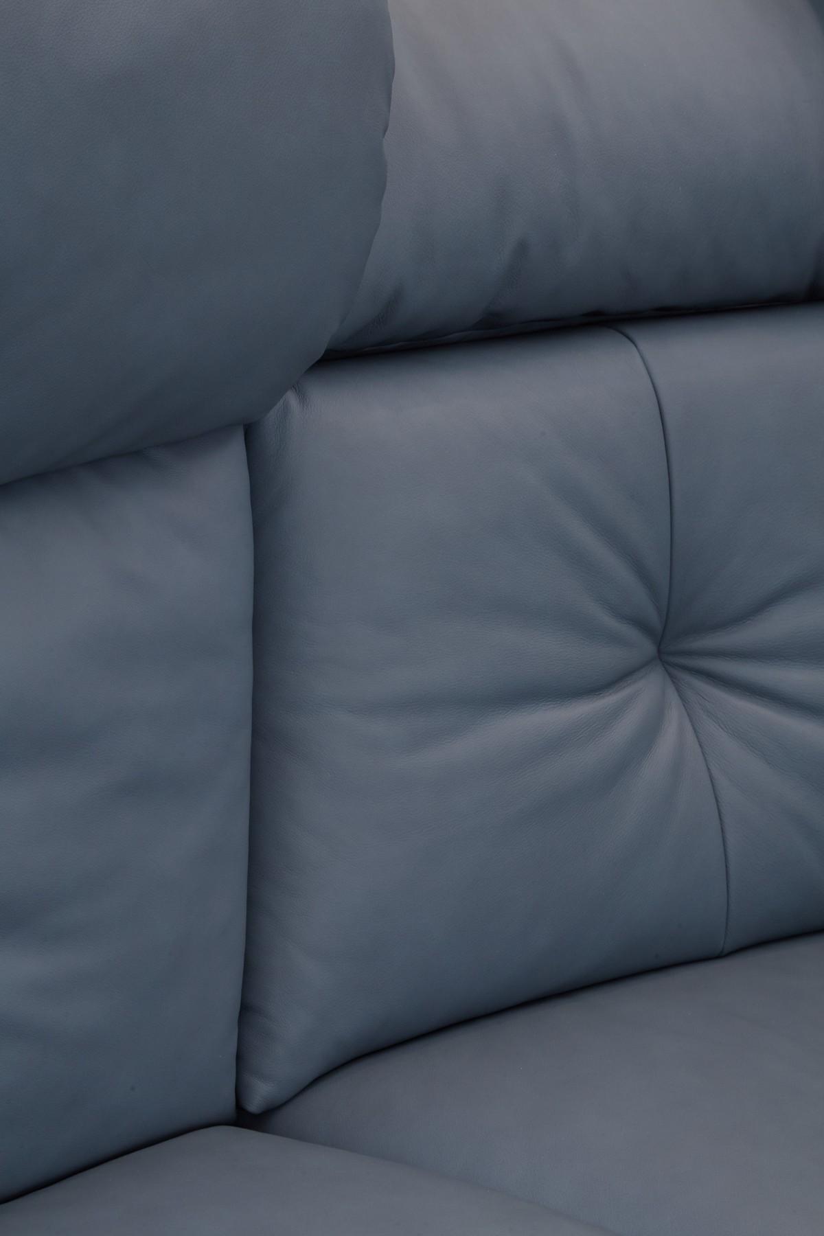 Himolla Swan Trapezoidal Recliner Sofa