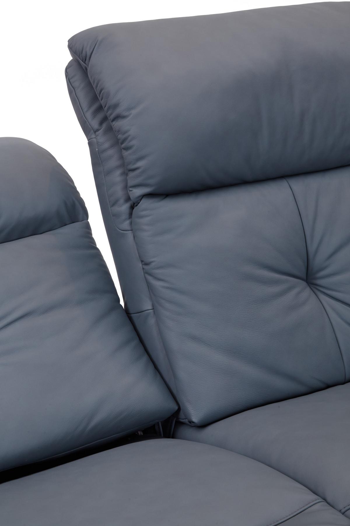Himolla Swan 2.5 Seat Recliner Sofa
