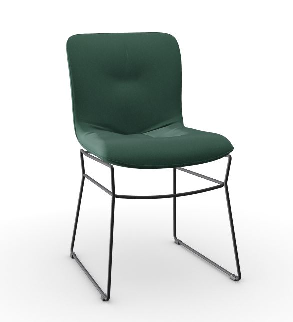 Calligaris Green Annie Soft Chair