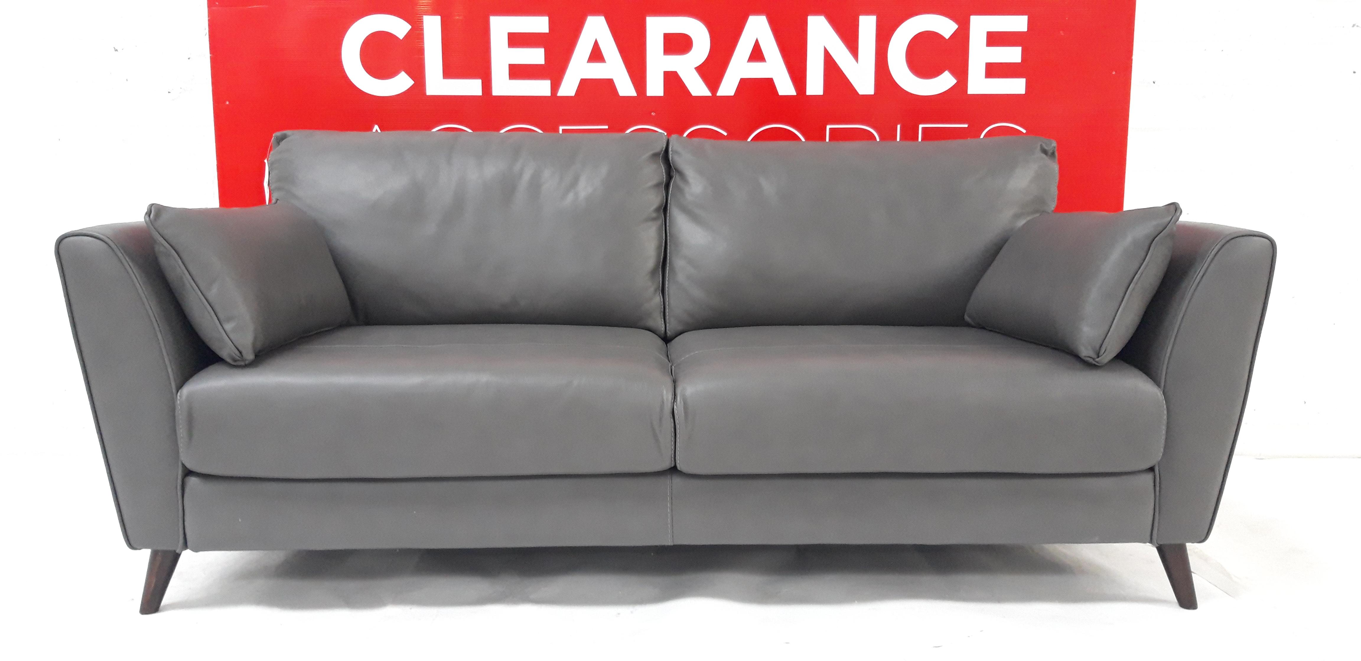 Bellagio Large Plain Sofa - OUTLET