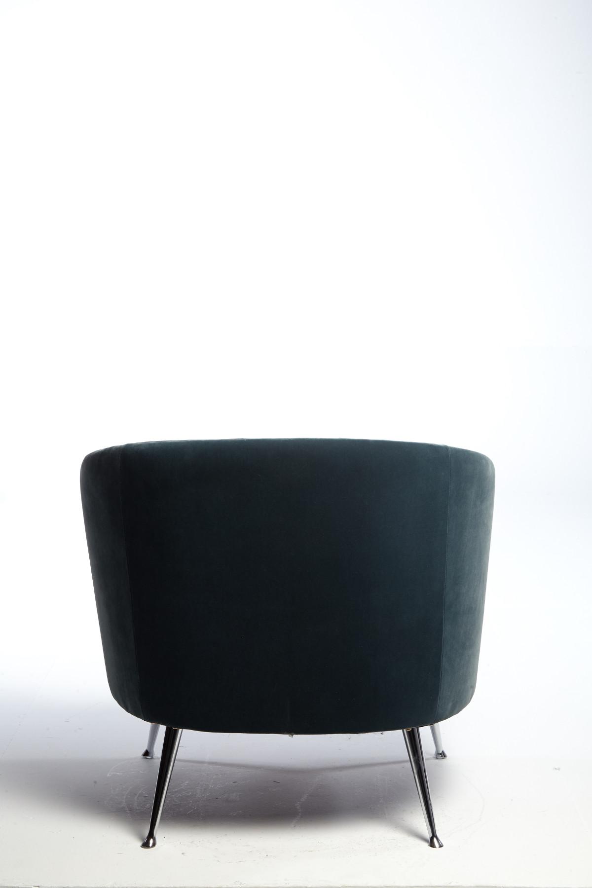 Louisa Chair Teal