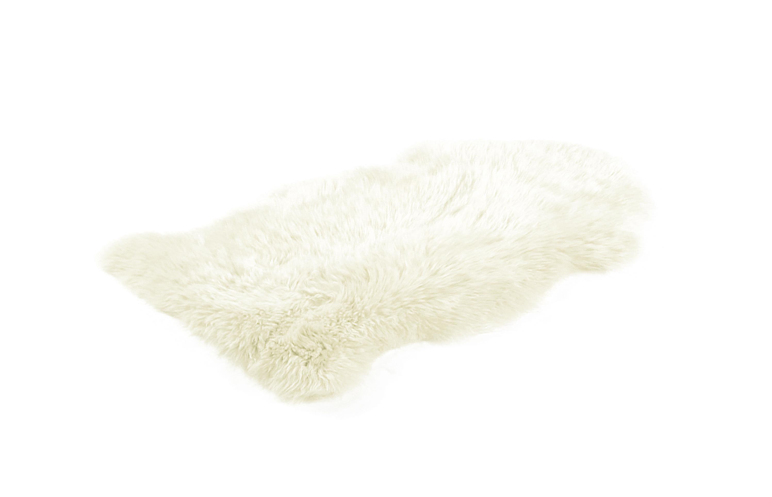 Longwool Single Rug Ivory