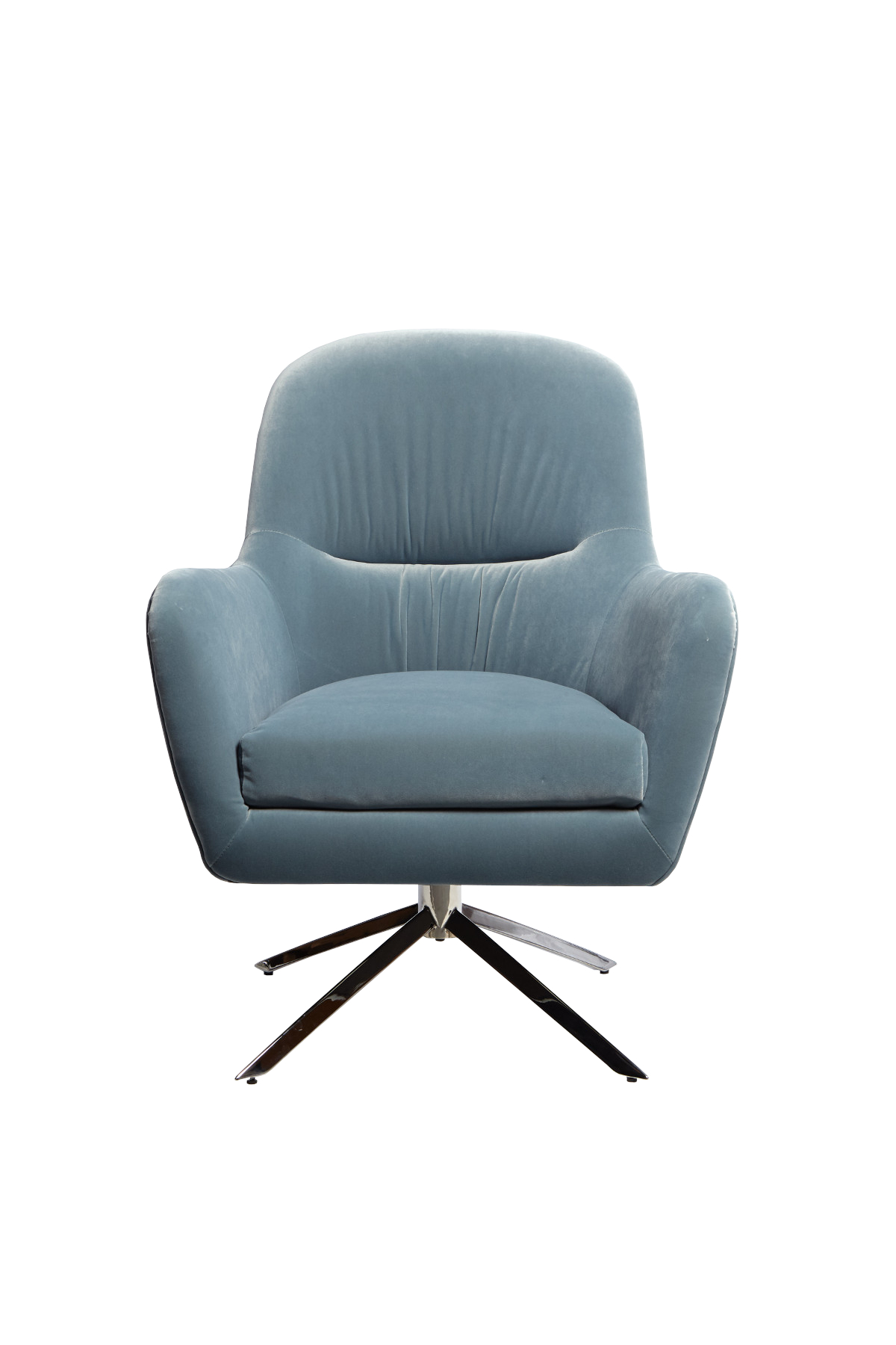Heather Chair Blue
