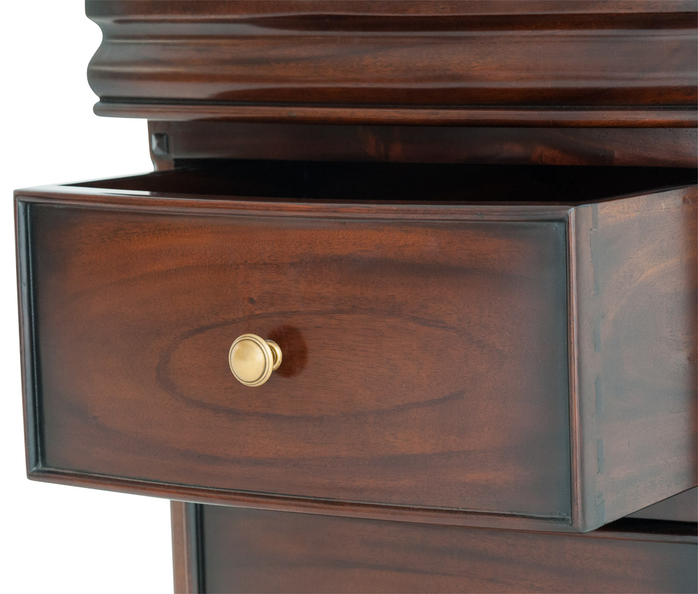 Loire Narrow 6 Drawer Chest of Drawers