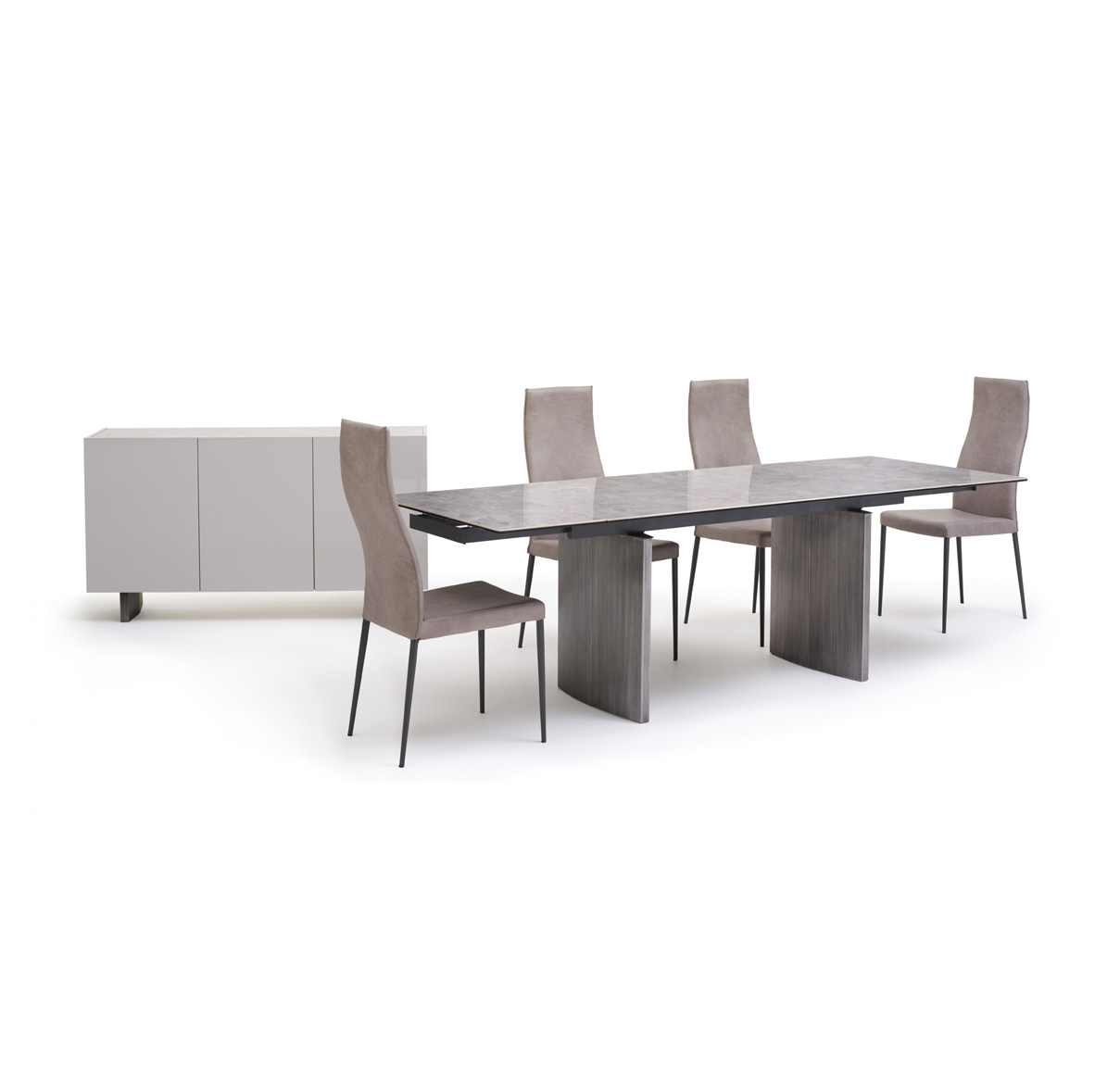 Advance Extending Dining Table