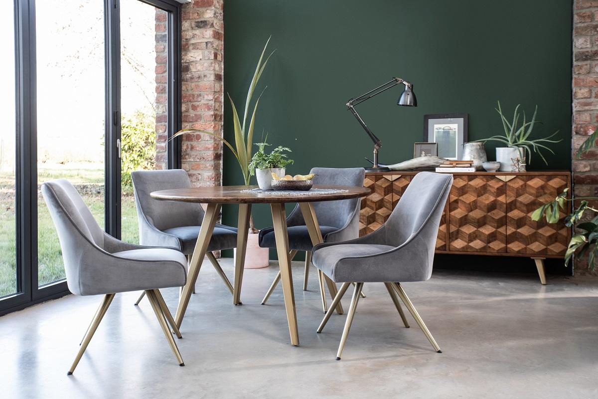 Haye Round Dining Table