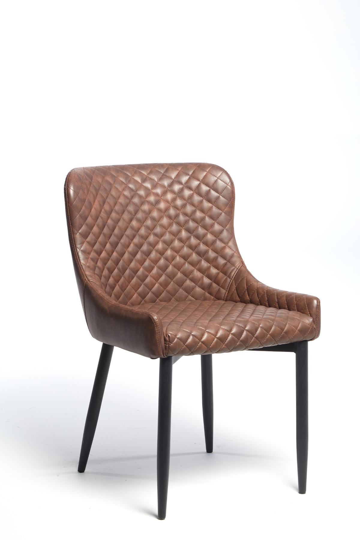 Maxwell Chair (Vintage Brown)