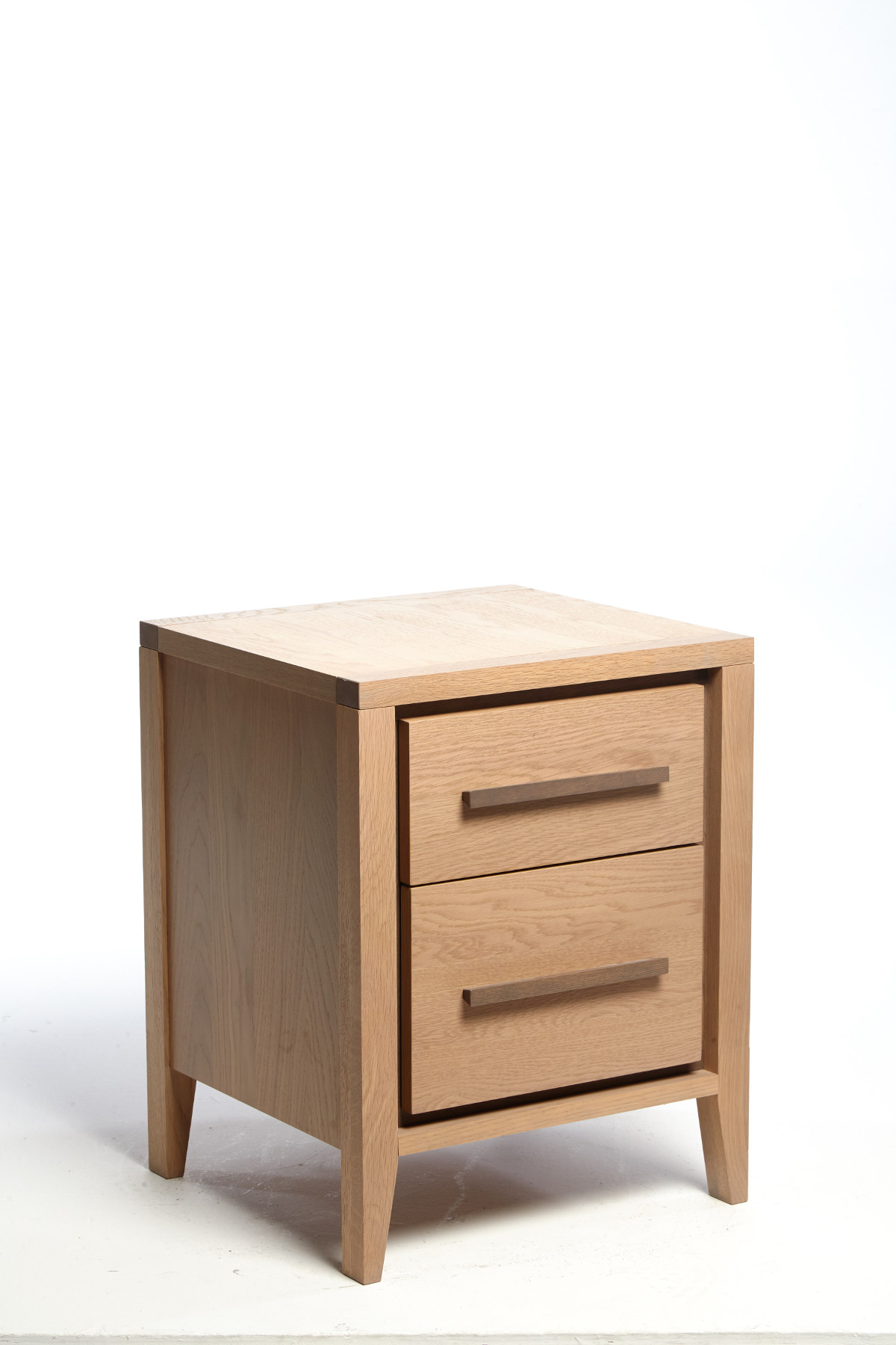 Lombardy 2 Drawer Bedside Chest