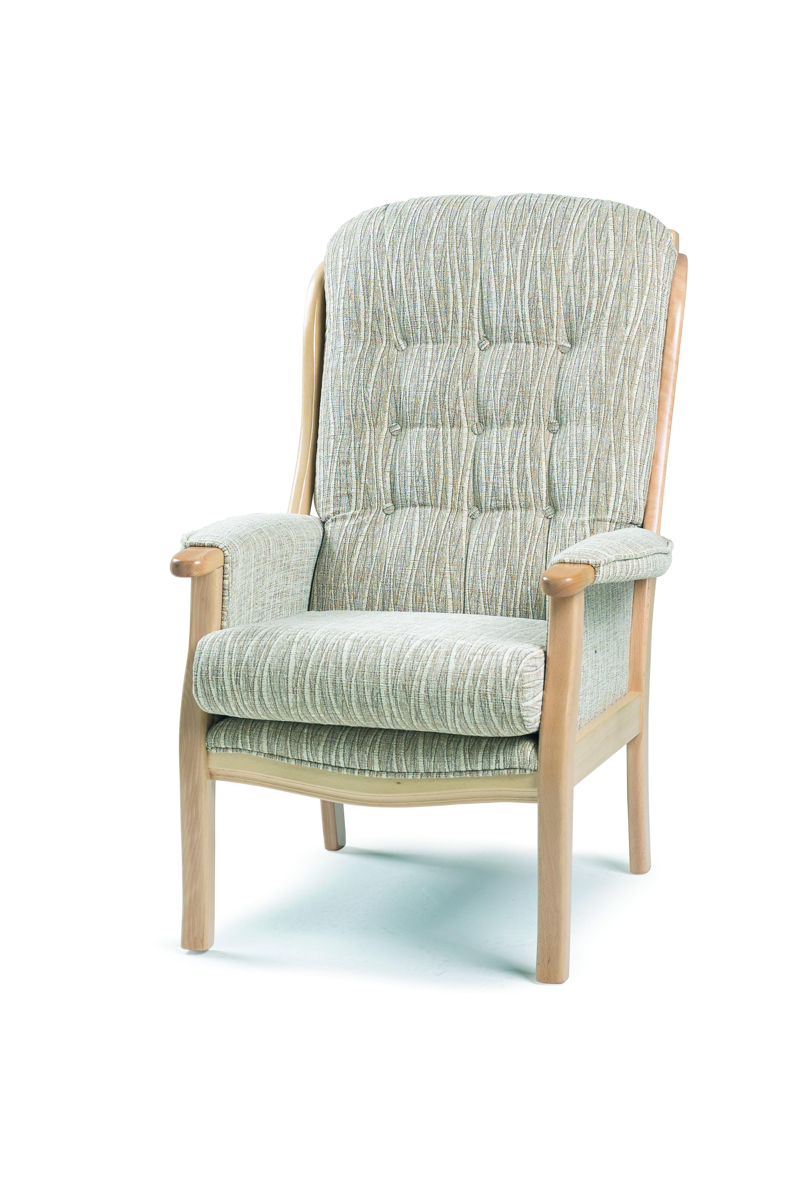 Orthopaedic Fireside Nova Wave Oatmeal Chair