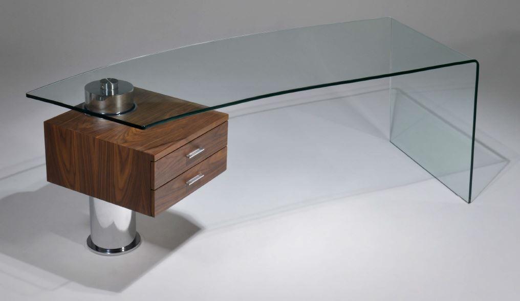Office Traglass Desk