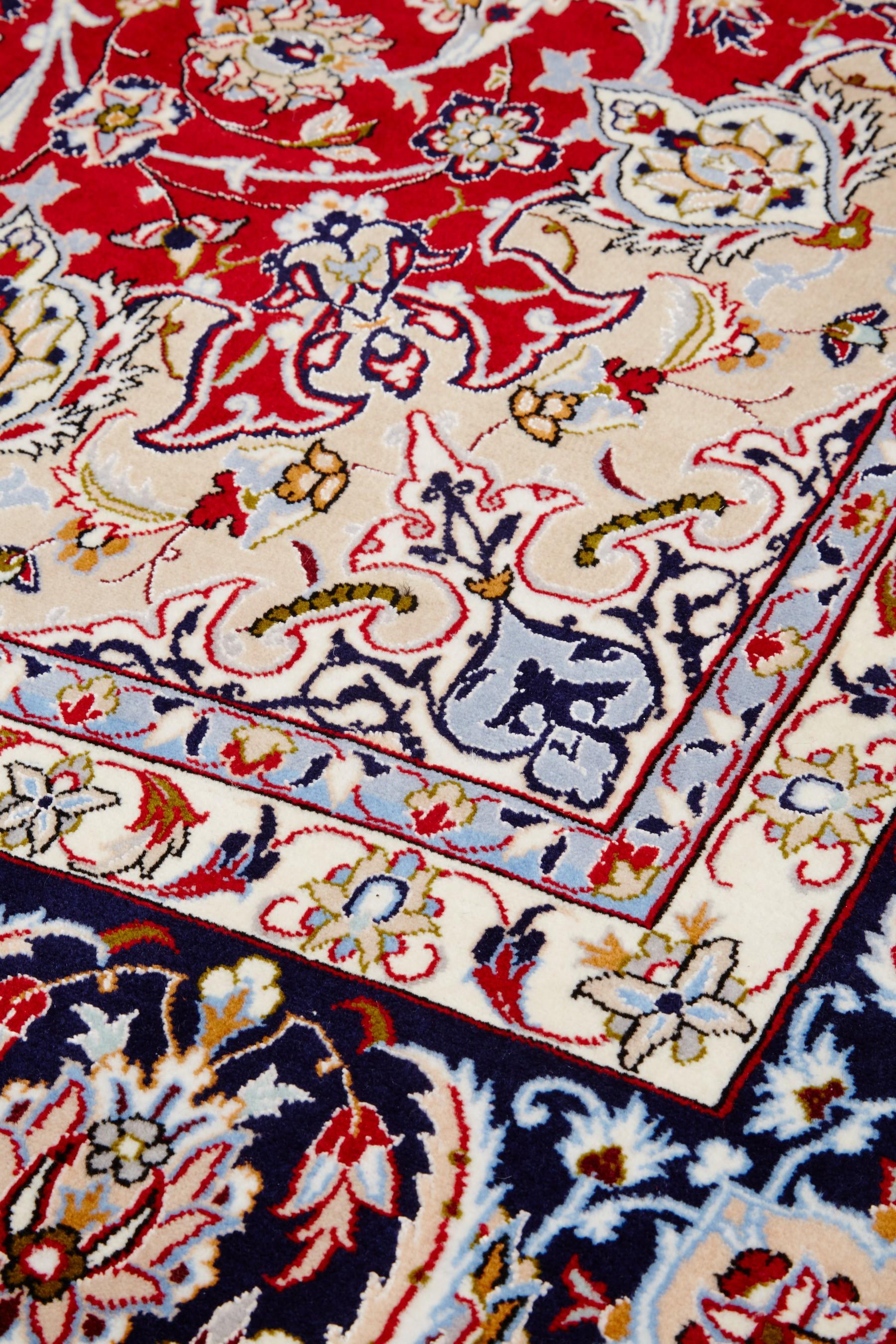 Esfehan Persian Rug 240x150 cm