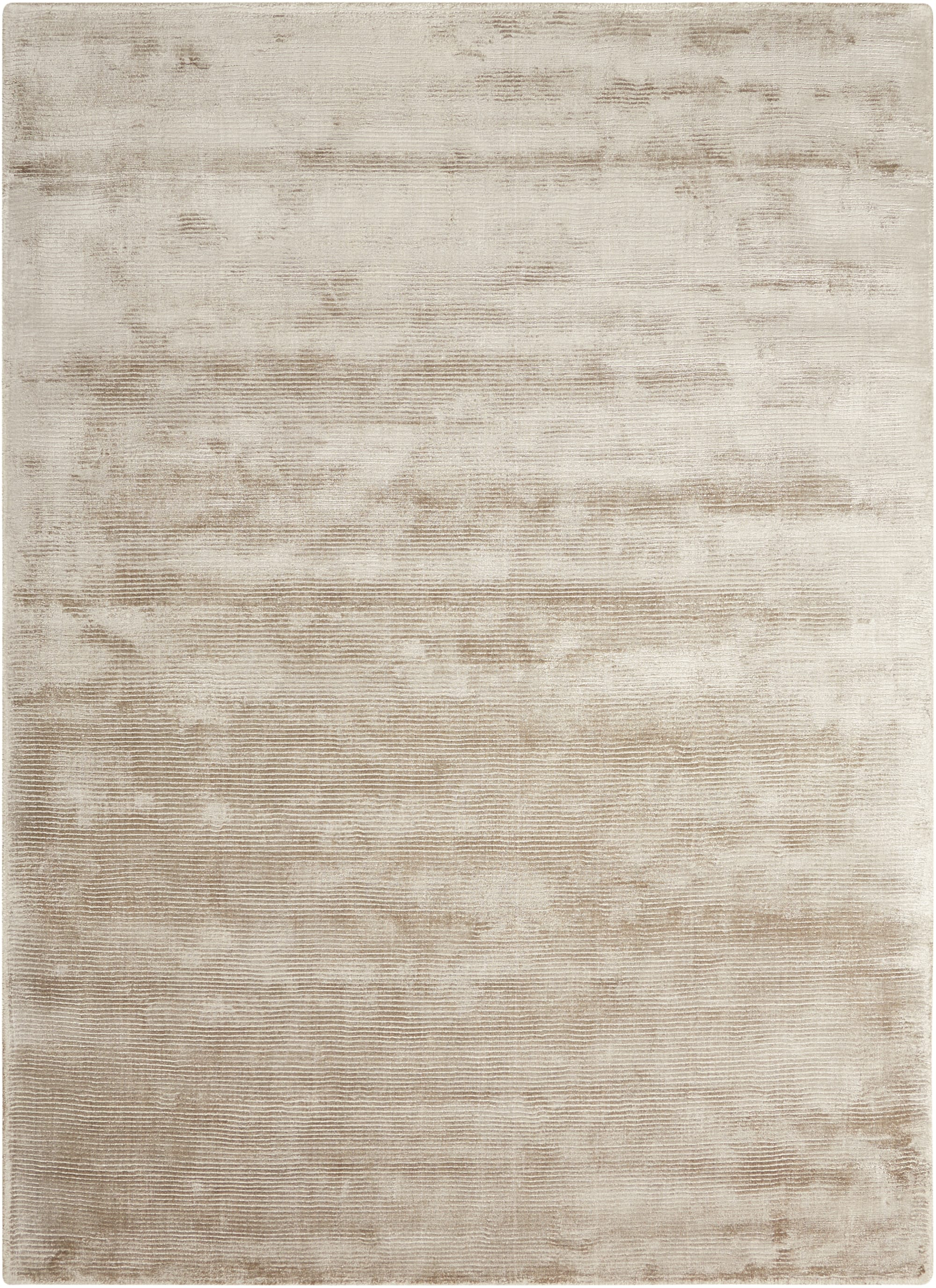 Lunar Rug LUN1 Luminescent Rib-Pewter