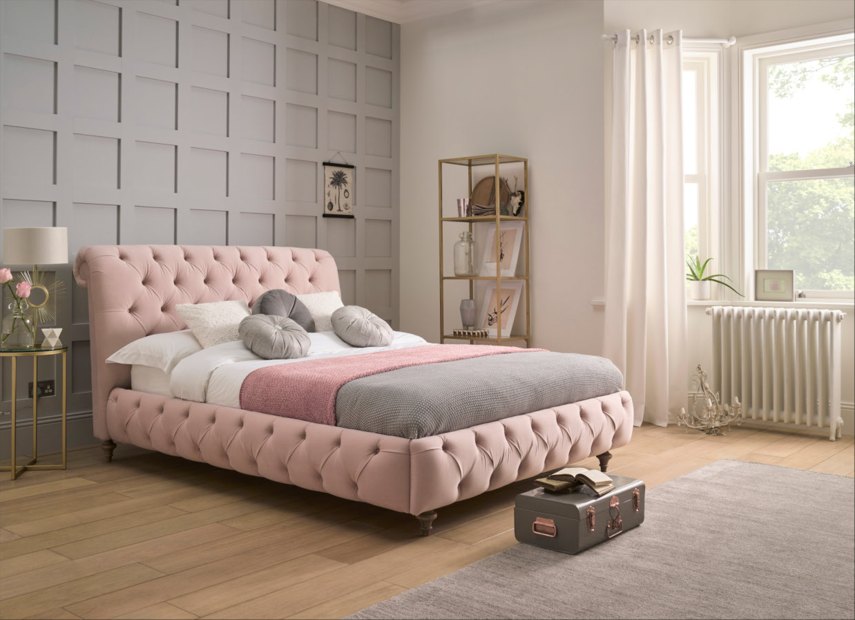 Hepburn Bed Frame