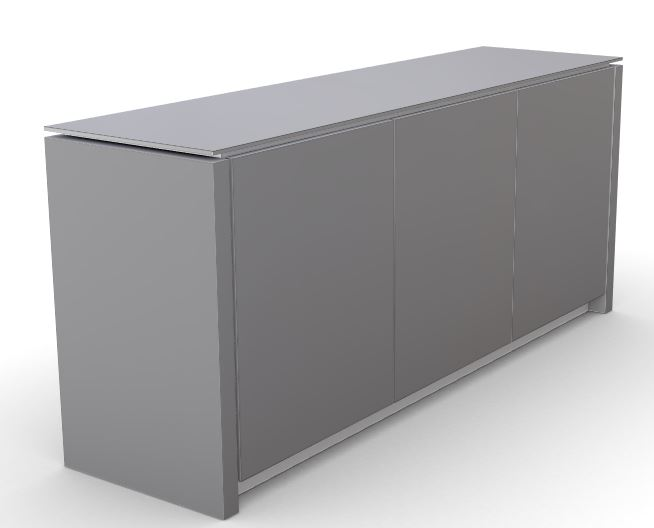 Calligaris Mag 3 Door Sideboard