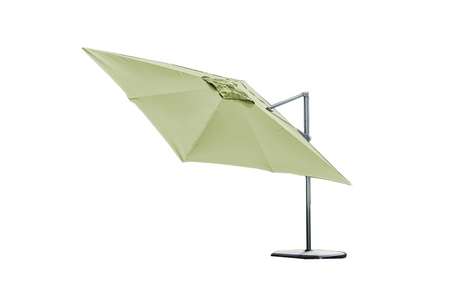 Provence Deluxe Parasol - Green
