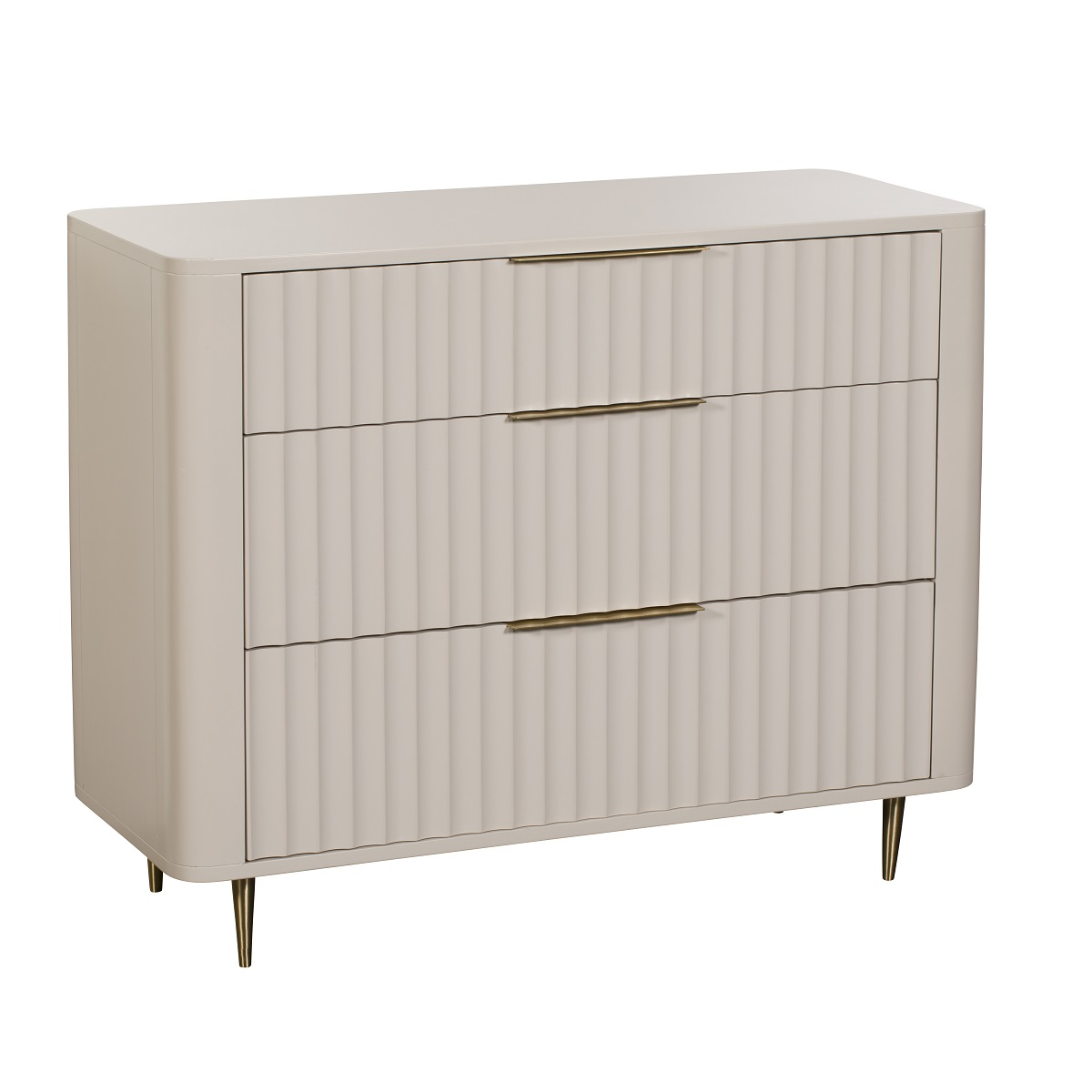 Bella 3 Drawer Chest