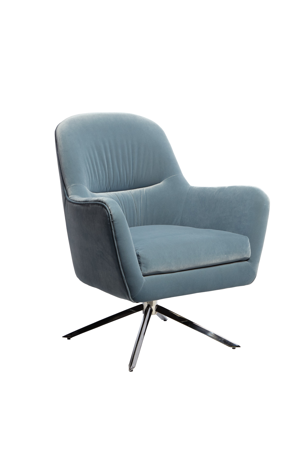 Heather Chair Blue