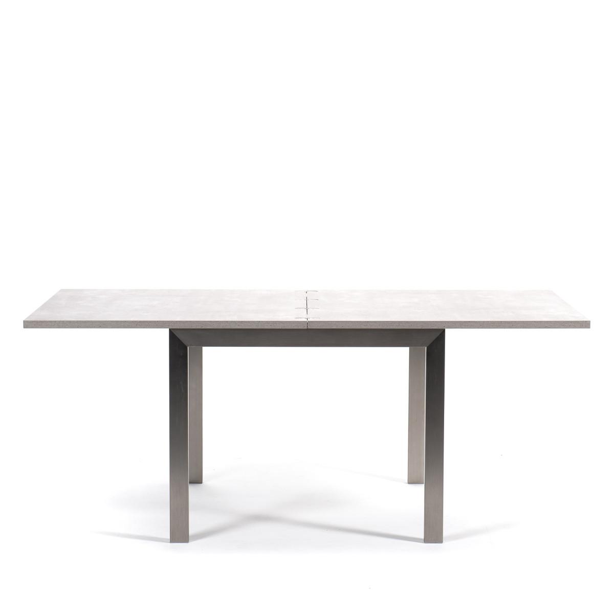 Hornby Flip-Top Extending Dining Table