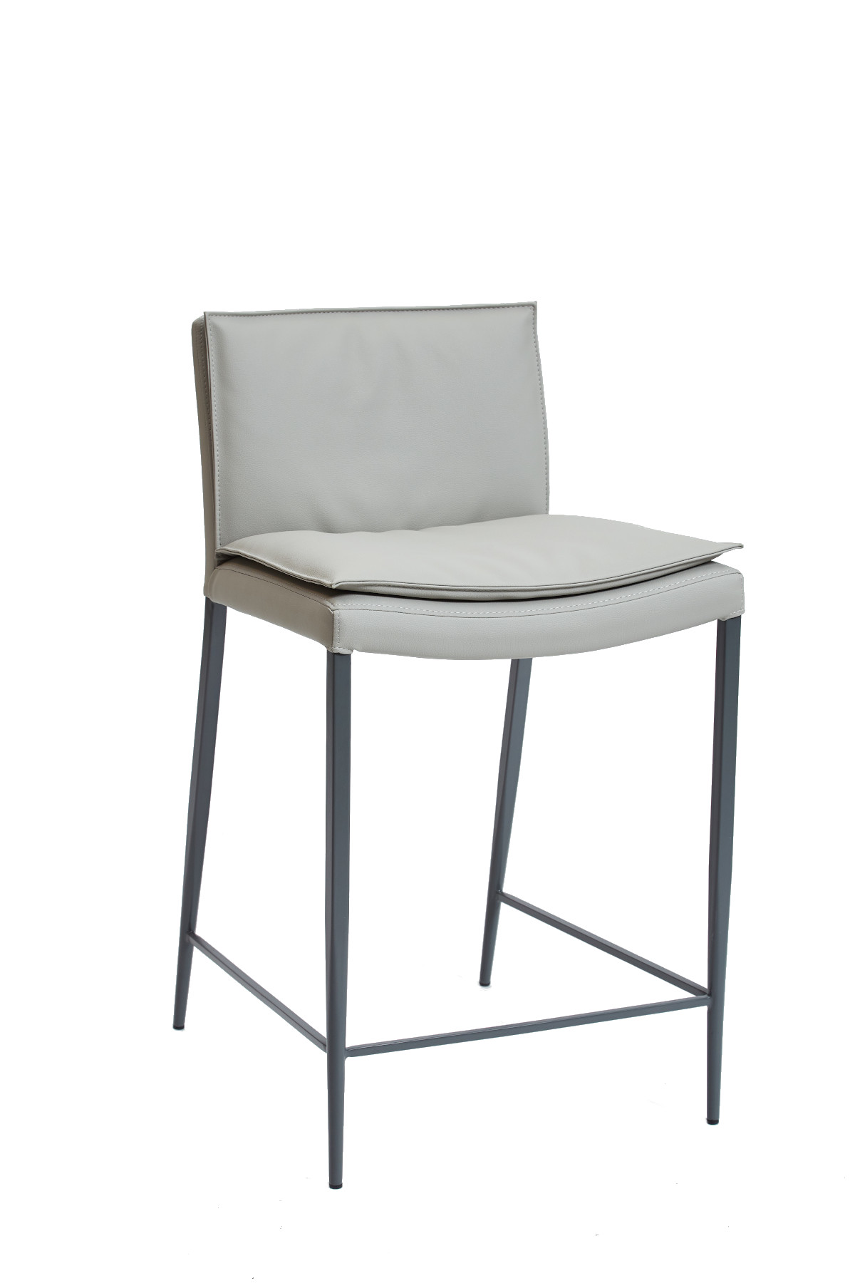 Maxsoft Counter Stool - Grey