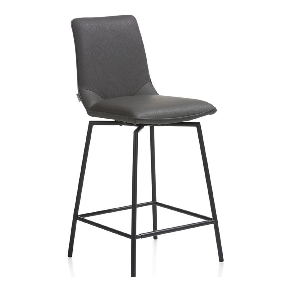 Davy Bar Stool Anthracite