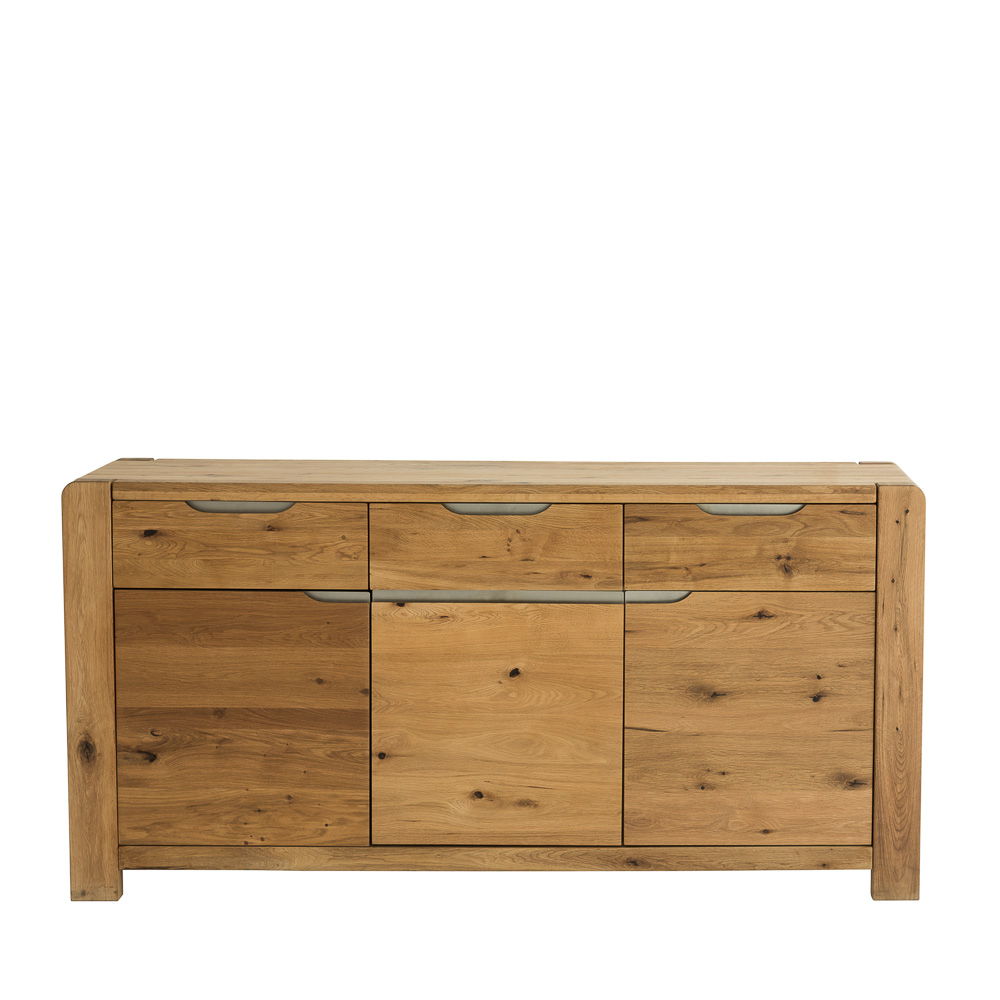 Sicily 3 Door Sideboard
