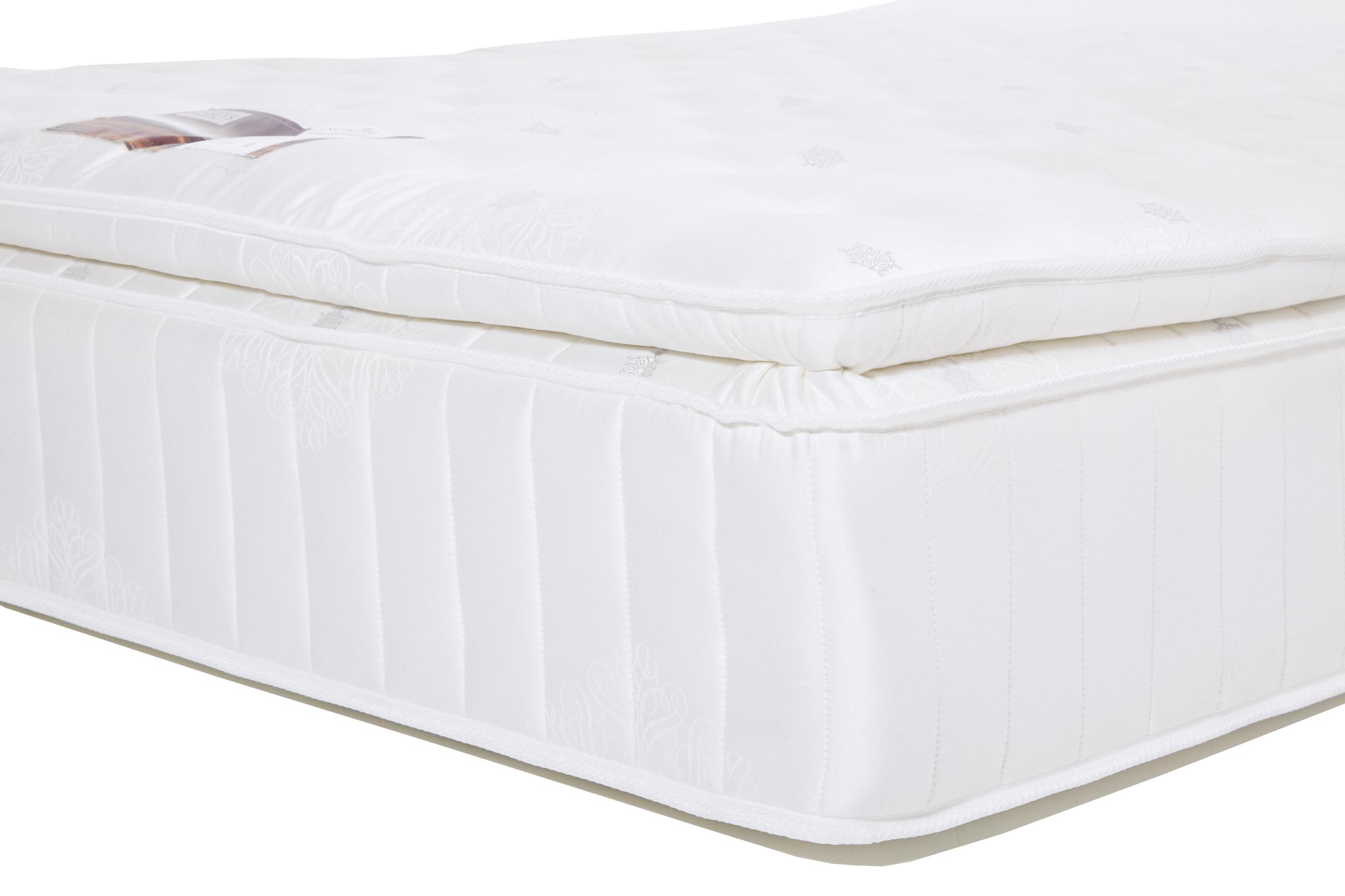 Caseys Natural Comfort 4.6ft Mattress