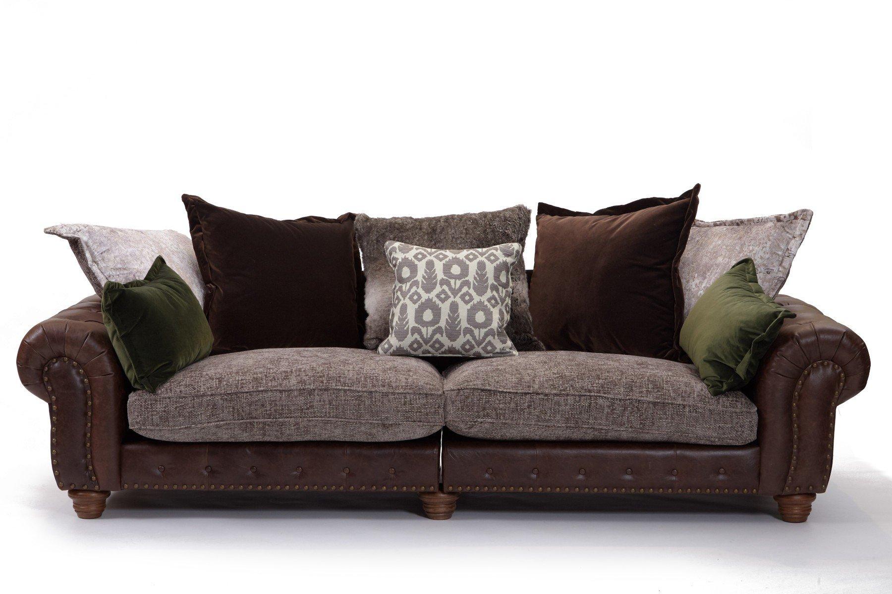 Wilson 4 Seater Sofa