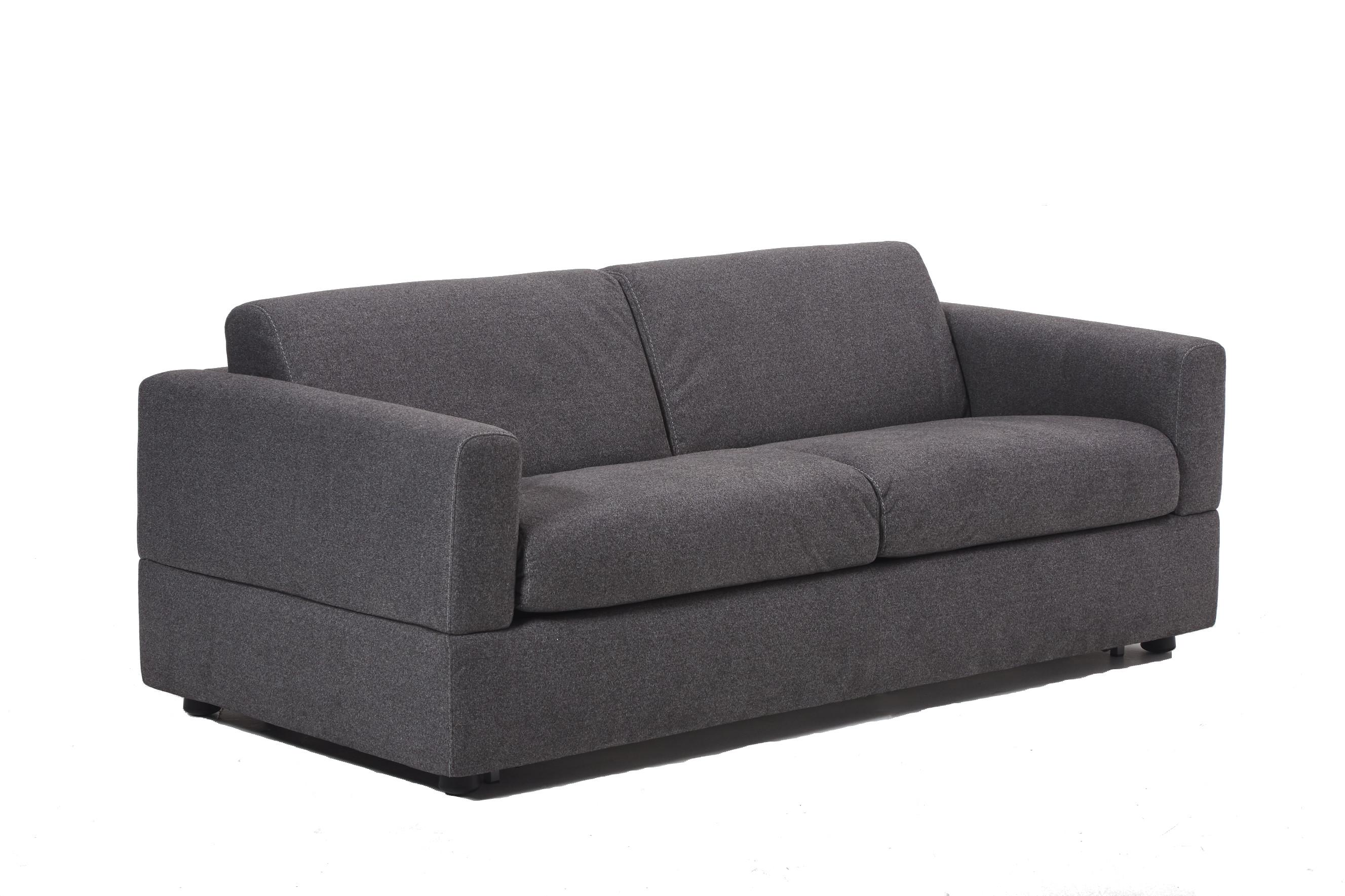 Visconti Sofa Bed Fabric - Grey