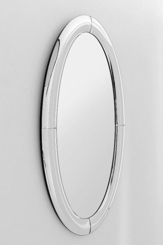 Bounce Oval Mirror