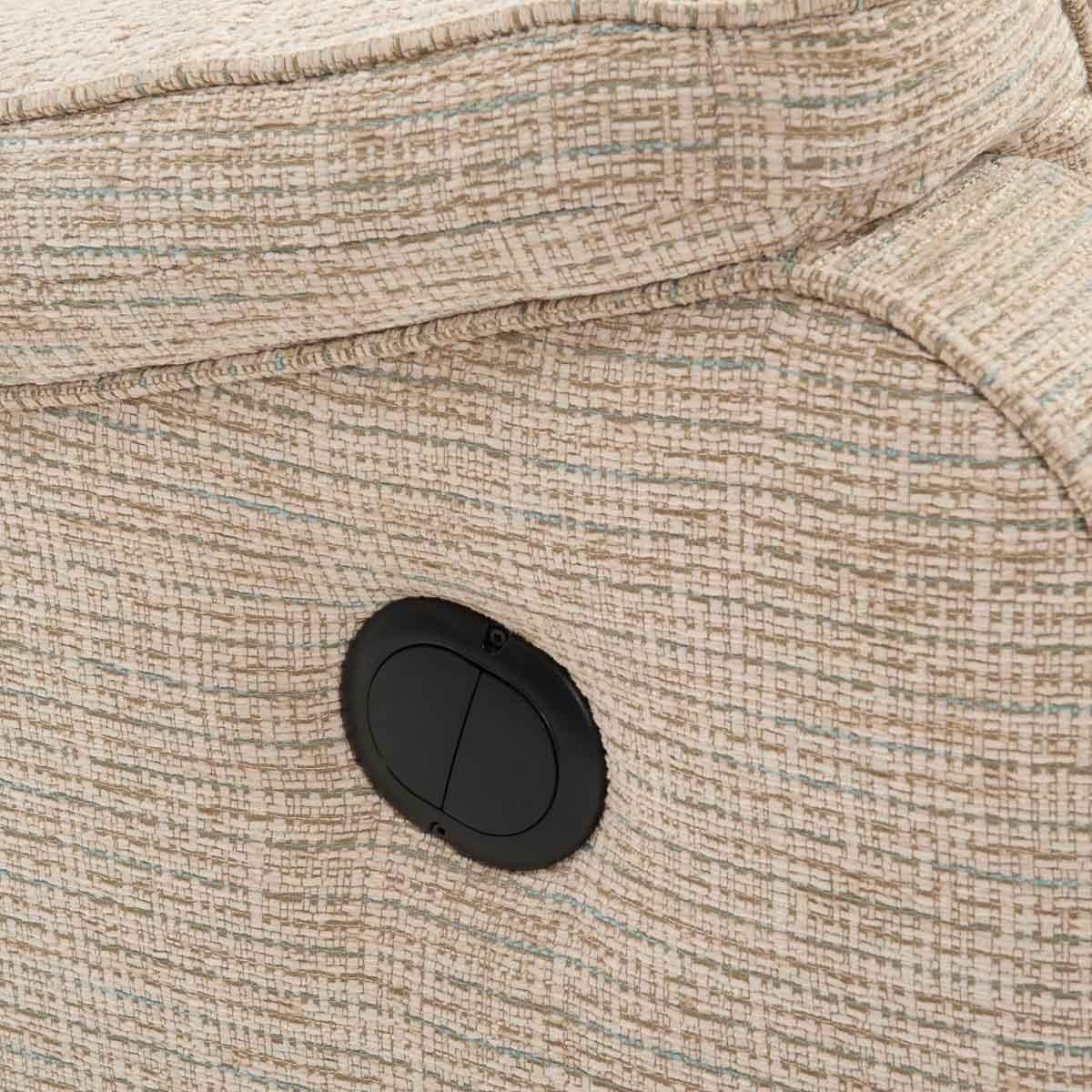 Boston Manual Recliner Fabric