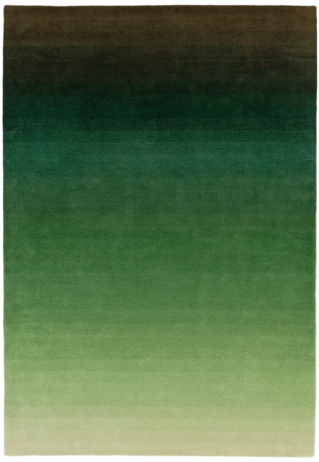 Ombre Rug OM04 Green