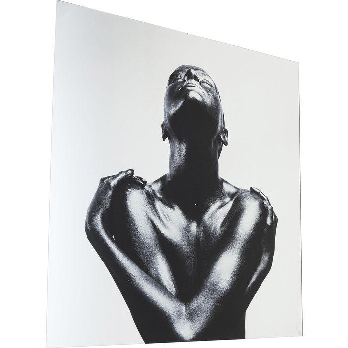 Framed Athlete Picture