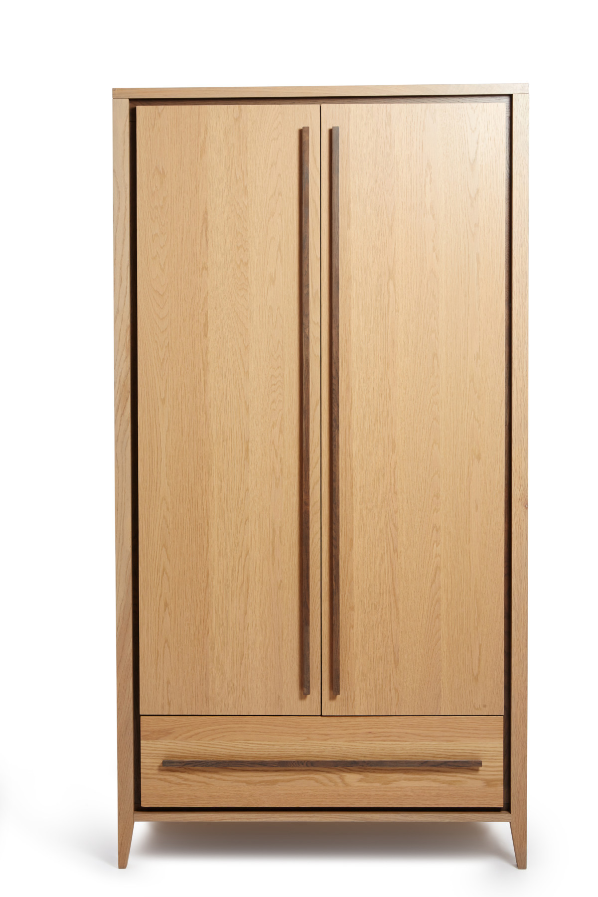 Lombardy Double Wardrobe