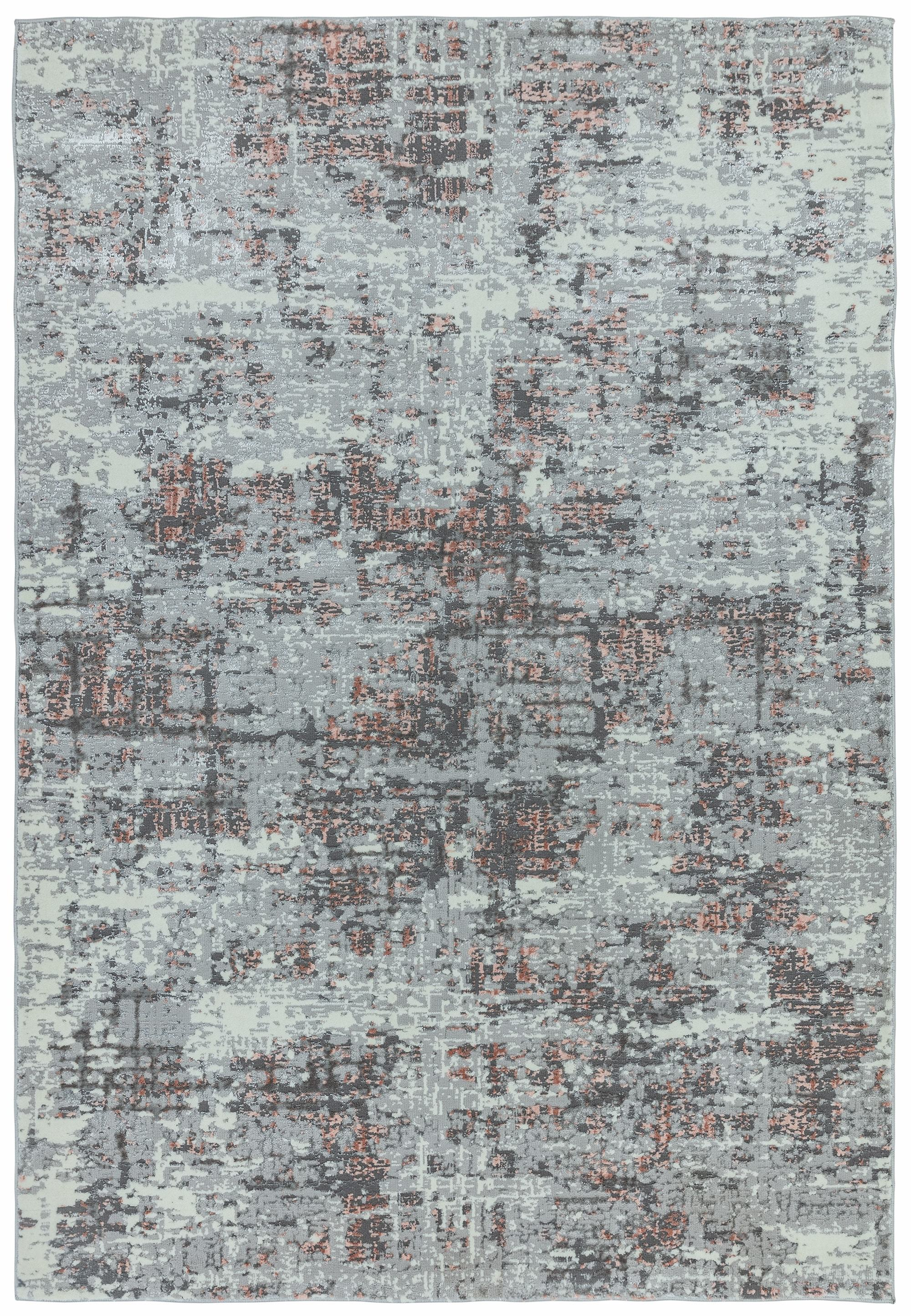 Orion Rug OR06 Abstract Pink