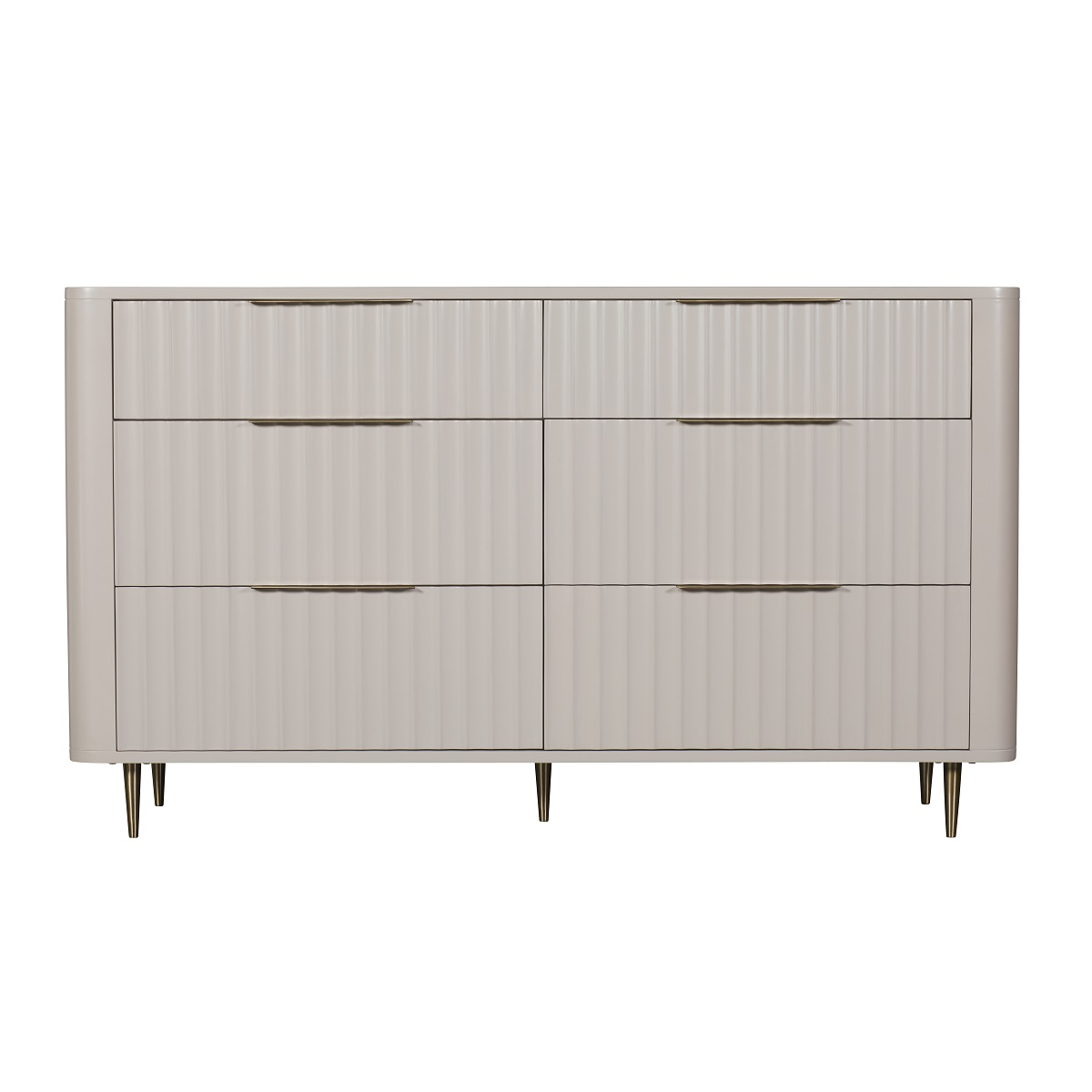 Bella 6 Drawer Wide Chest
