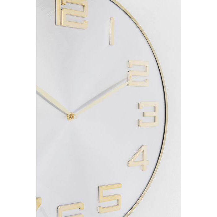 Futuristic Wall Clock