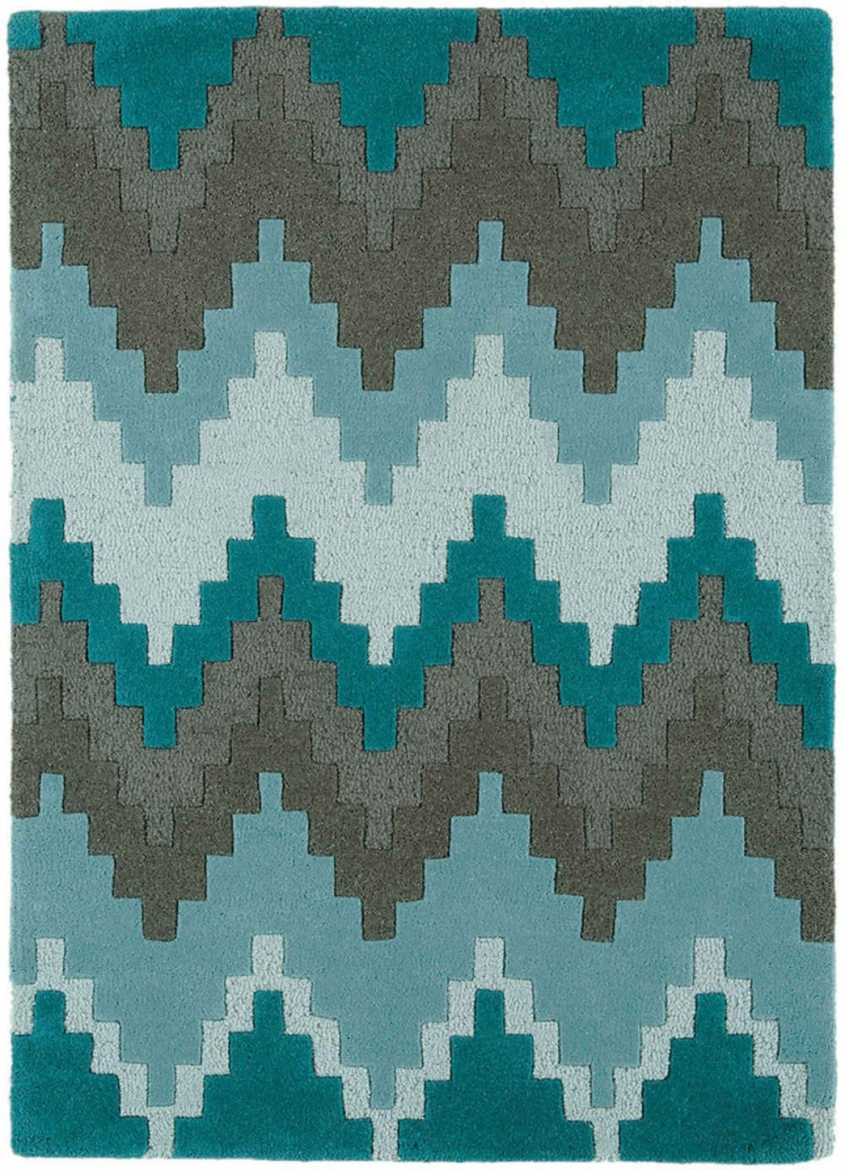 Matrix Rug Cuzzo Teal