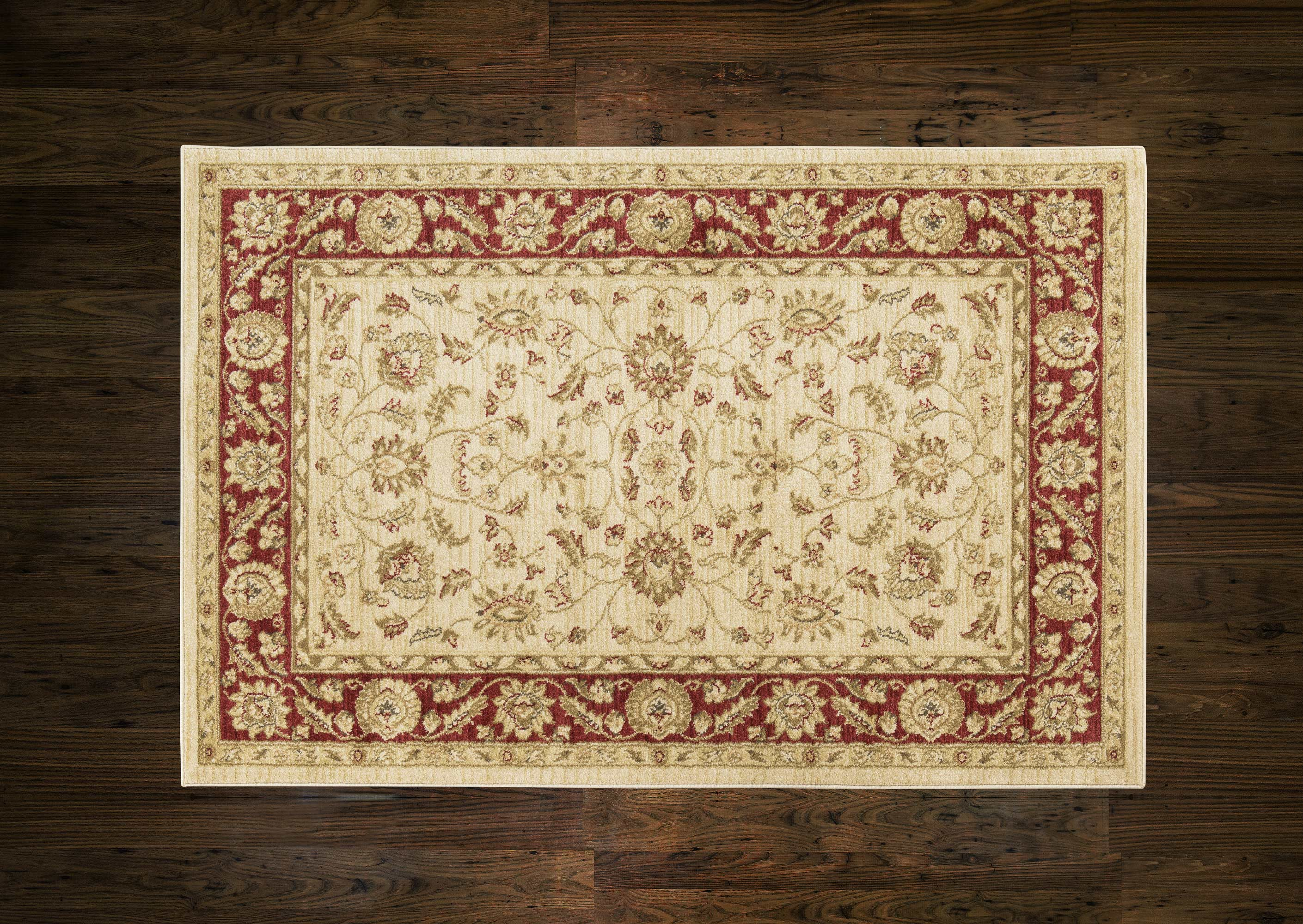 Ziegler Rug 7709 Cream/Red