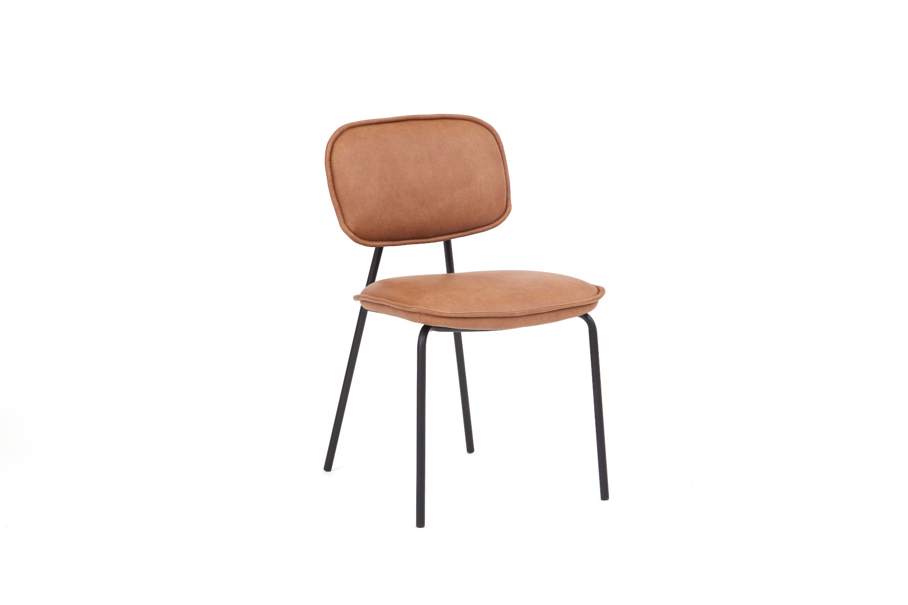Logan Brown Dining Chair