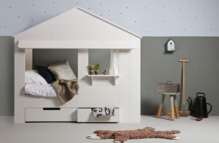Maison Bed (Unassembled)