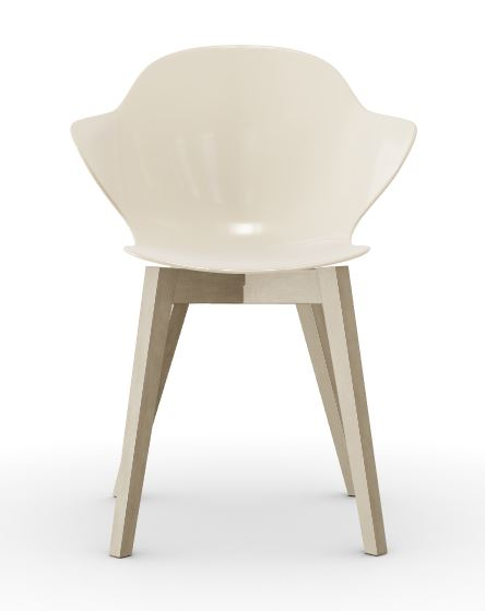 Calligaris St. Tropez Dining Chair - Hemp