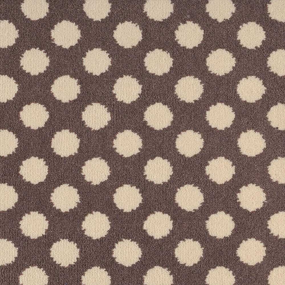 Quirky Spotty - Grey 7143