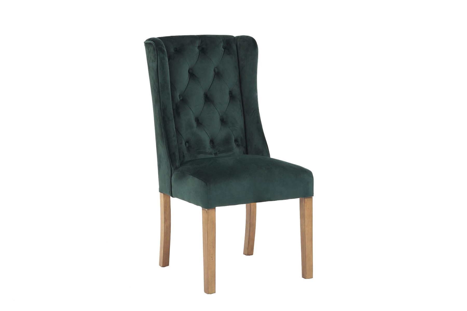 Ciara Green Dining Chair