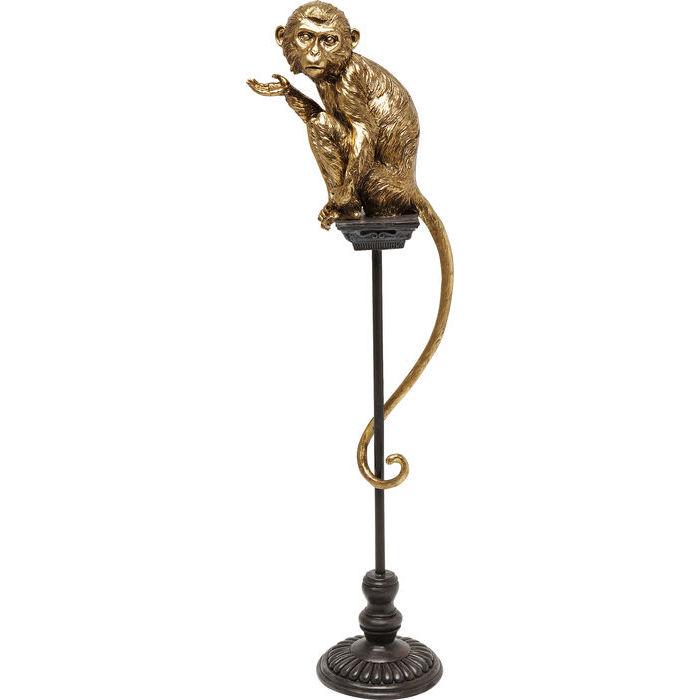 Perched Monkey