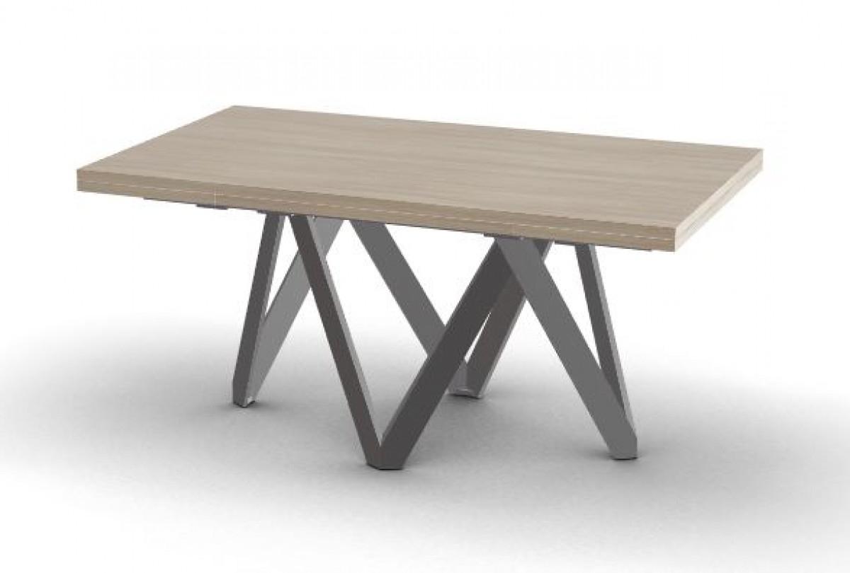 Calligaris Cartesio 160cm Extending Table