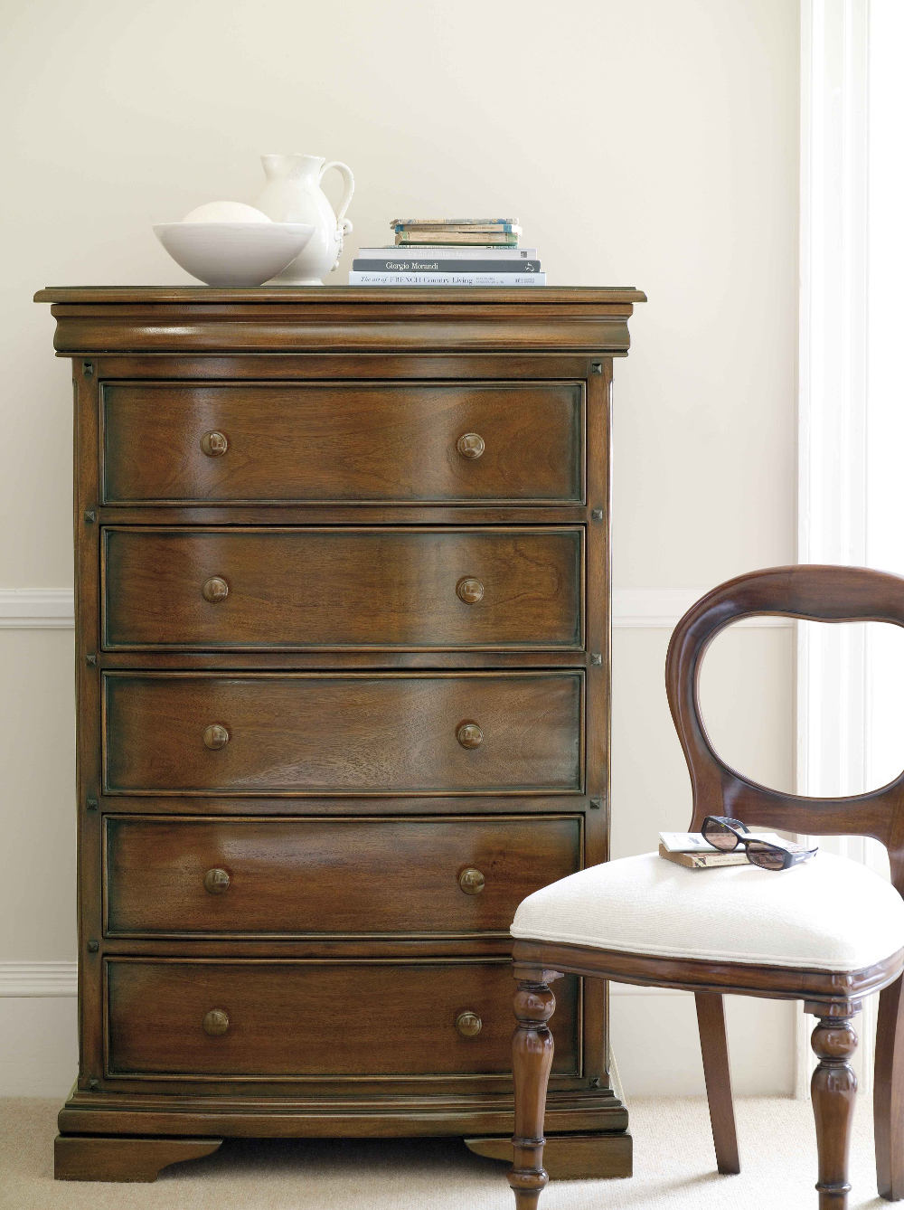 Loire 6 Drawer Chest of Drawers