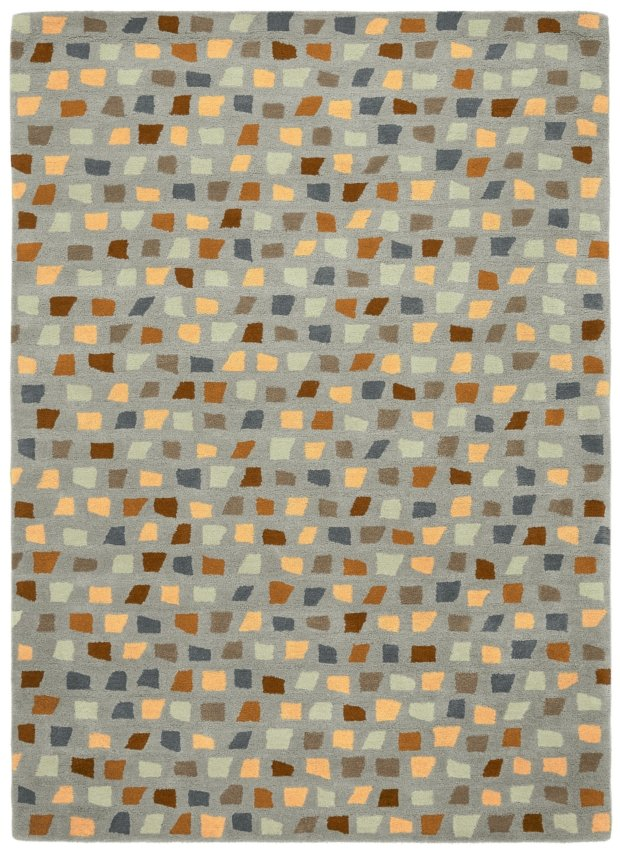 Reef Rug RF07 Pixel Grey Multi