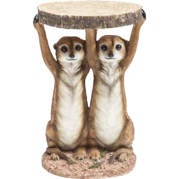 Mr & Mrs Meerkat Table